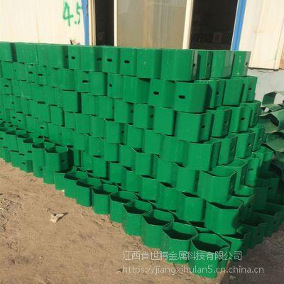 九江高速公路波形护栏 热镀锌防撞护栏 护栏厂家