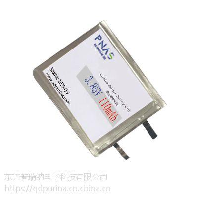 软包超薄聚合物锂电池 厂家定制认证齐全3.7V