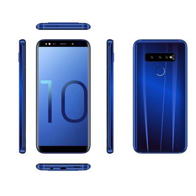 新款外贸智能手机S10 四核8G内存 厂家低价手机批发 跨境爆款手机