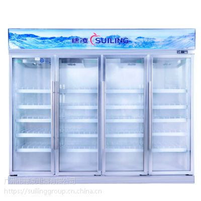 穗凌LG4-2360M4W-2豪华型超市组合立柜系列