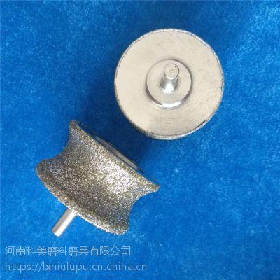 电镀金刚石/CBN砂轮 电镀返镀 定做各种异形砂轮