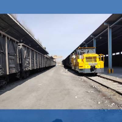 1000吨和3000吨公铁两用牵引车为优势品类 北京牵引车机车厂商