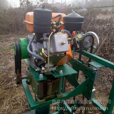 佳鑫水泥杆挖坑机地钻 框架式挖坑机推车式打坑机价格
