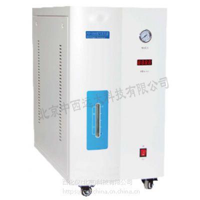 中西 氮气发生器(氮气使用无噪音直流电磁阀) 型号:PL07-N1000库号:M407104