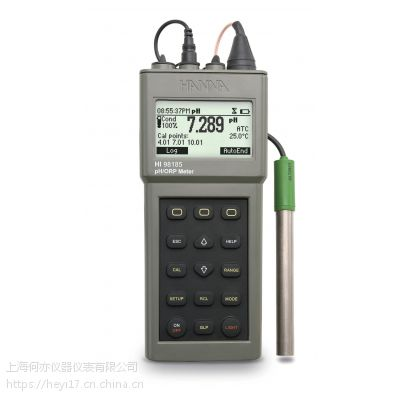 哈纳HI98185酸度测定仪