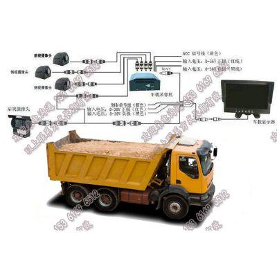 渣土车4G视频录像主机_混泥土车GPS定位系统_泥头车辆北斗监控