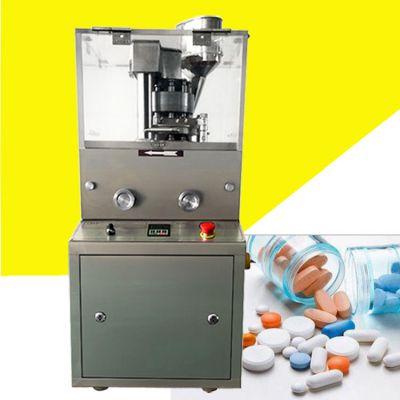 片剂加工设备旋转式多冲压片机 5冲中药片压片机