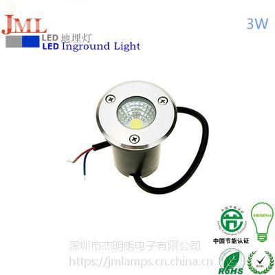 对眼睛和皮肤无任何伤害杰明朗抗腐蚀性强JML-UL-A03WT LED墙壁灯COB3W
