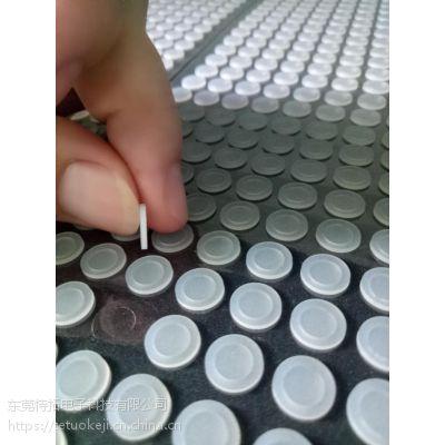 东莞厂家生产透明硅胶垫 黑色硅胶垫 防静电垫 防震防滑垫