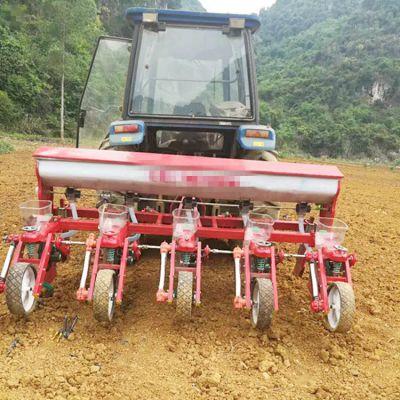 安徽省阜阳市免耕玉米播种机 平地拨玉米播种机价格