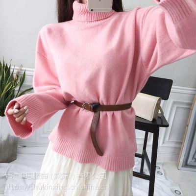 维依作品牌折扣女装夏季剪标尾货进货折扣女装 北京尾货批发市场大的米色连衣裙