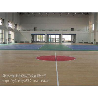 篮球馆选择专用体育运动木地板的优势