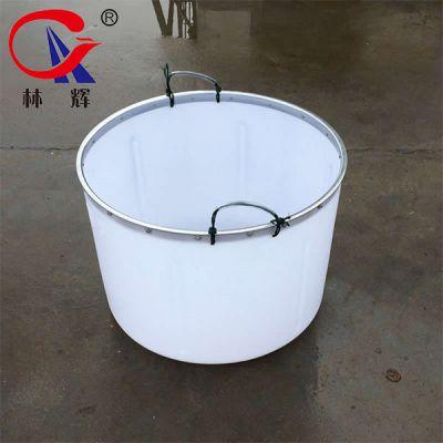 江苏林辉塑料鱼桶全新PE料储水桶 养殖活鱼桶 腌制发酵桶厂家直销可定制