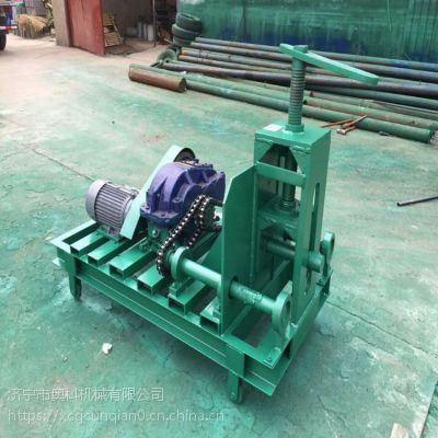 40*80方管弯管机 弯圆弧机厂家 订做模具