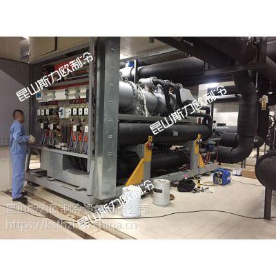 克莱门特地源热泵机组故障维修 吸气压力低故障维修