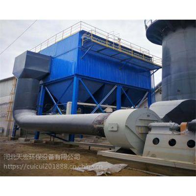 LPM系列气箱式布袋除尘器环保行业看好的