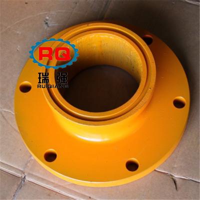 供应混凝土输送泵配件 徐工泵车配件出料口