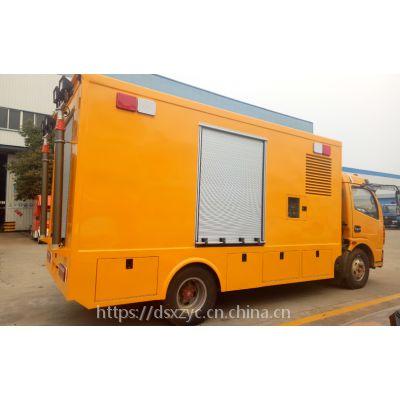 工程抢险车|5吨抢险救援车东风多利卡救险车|