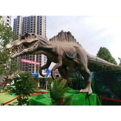 专业高端恐龙模型展出公司出租仿真机械恐龙