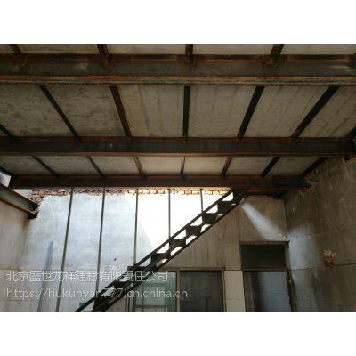 金特钢结构阁楼楼承板