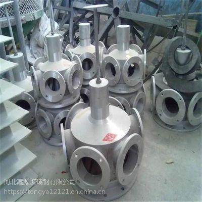 生产玻璃钢冷却塔铝合金布水器 方形圆形水塔布水管150T 横流式冷却塔
