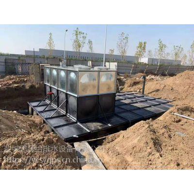 中卫地埋式箱泵一体化厂家怎么样