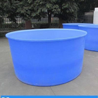 重庆食品级300L塑料圆桶 成都400L耐酸碱圆桶 酸菜腌制桶