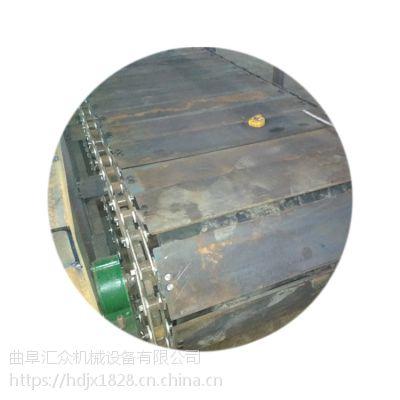 板链输送机新型各种规格 水平式链板输送机调试厂家直销