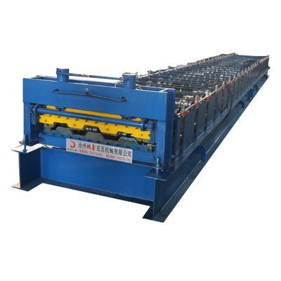 地鑫现货出售压瓦机 楼承板设备 980型出口楼承板压型机器