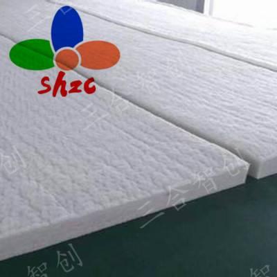设备夹层复合硅酸铝毡 复合硅酸铝棉毡