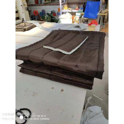 大城朗利洁生产帆布棉门帘/防寒保暖