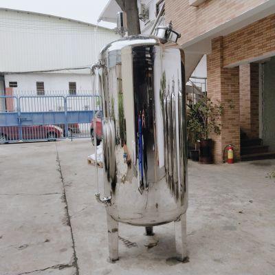 广旗供应二七区淮河路街道矿泉水生产线专用无菌储存罐 储存时间久效果好