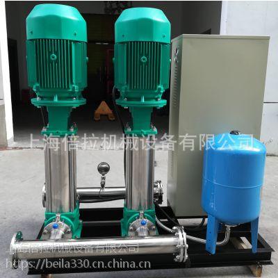 进口威乐水泵MVI3207-1/16/E/3-380-50-2超静音变频恒压供水设备