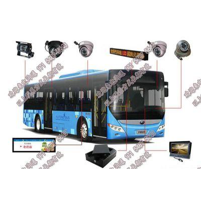 公交车视频监控_班线车GPS北斗定位_农村客运车辆_4G车载录像机设备厂家