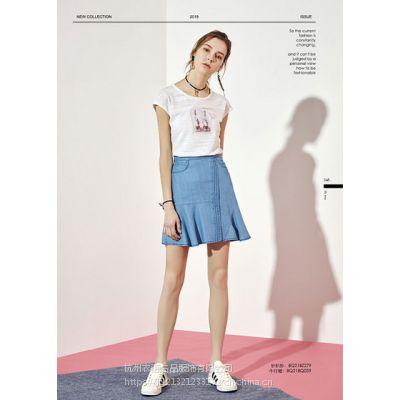 广州朗斯莉品牌服装折扣批发一手货源