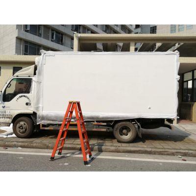 广州食品车车身广告贴画哪家专业