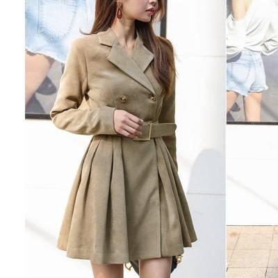 宝莱国际品牌春夏女装 武汉品牌女装折扣批发尾货米色T恤