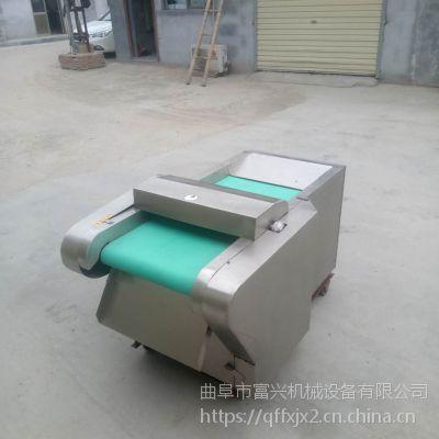 面筋豆腐卷切片机 带机头多功能切土豆丝机 商用多功能切菜机富兴