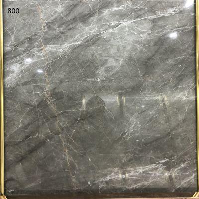 山东通体大理石餐厅用走廊用800X800全抛釉地板砖