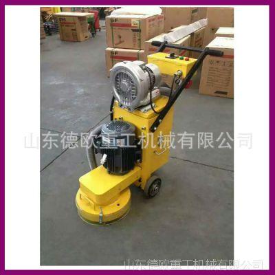 混凝土打磨机 新款多功能地坪研磨机 石材翻新机 机械研磨设备