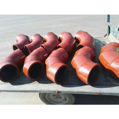 荆门优质陶瓷耐磨管,耐磨三通供应商
