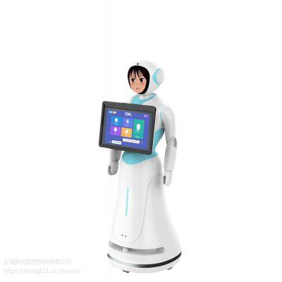 医院人工智能(AI)导诊机器人, 智慧导医形象