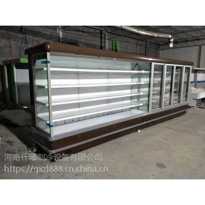 郑州厨具市场定做风幕柜喷雾风幕柜