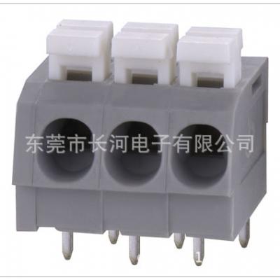长河 CS350-08 免螺丝804端子 UL、VDE认证 可接2.5平方线