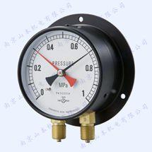 山本计器0-10MPa压力计直径75 yamamoto keiki原装进口