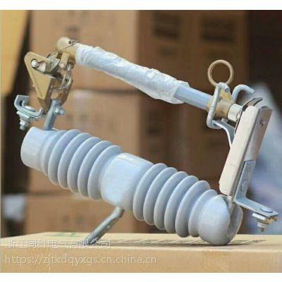 跌落式熔断器RW12-12F/100A厂家