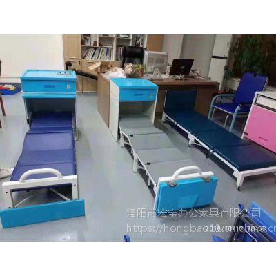 厂家直供智能床头柜|微信支付陪护床尺寸|欢迎来电订购