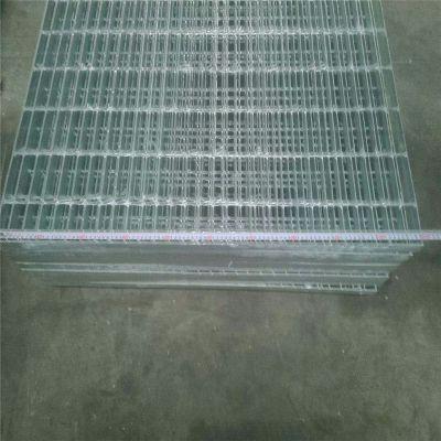 市政绿化钢格板规格 热镀锌网格栅价格 楼梯踏步板厂家