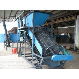 山东多传送旱地筛沙船 沙石垃圾筛分机设备hc