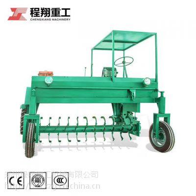 内蒙古小型牛粪有机肥生产线投资多少钱、厂房占地多大面积